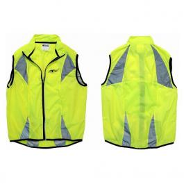 Reflexní vesta žlutá S.O.R