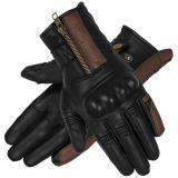 Rukavice na motocykel Rebelhorn Hunter čierno-hnedé