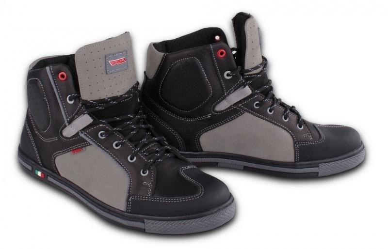 SET  Moto topánky RSA TRA + Impregnácia + funkčné ponožky RSA Classic 6380c888db