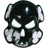 Slidery Oxford Skull čierné