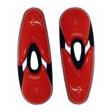 Slidery pre čižmy Alpinestars SMX-R / SMX-1/2/4/5 / WP / STELLA / SUPERTECH R červené