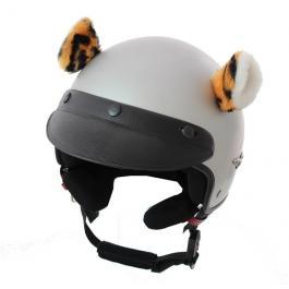 Uši na helmu Tygr