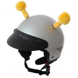 Uši na helmu Tykadla