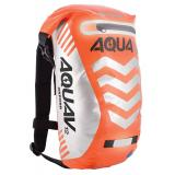 Vodotesný batoh Oxford Aqua V12 Extreme Visibility fluo oranžový