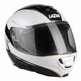 Vyklápací prilba na moto Lazer Monaco Evo - Window Pure Carbon