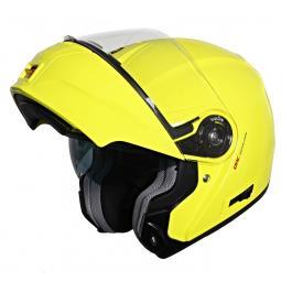 Vyklápací prilba na moto RSA TR-01 žltá vypredaj