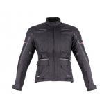 Dámska bunda na moto Ozone Madame čierna vypredaj