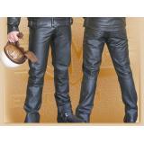 Kožené Moto nohavice Klasik vypredaj