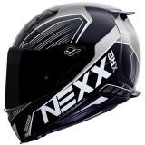 Moto přilba Nexx-XR2 Torpedo Black soft vypredaj