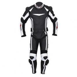 17e8a3c00734 Pánska kombinéza Tschul 748 čierno-biela vypredaj