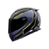 Prilba na moto Nexx-XR2 Vortex čierna / neon vypredaj